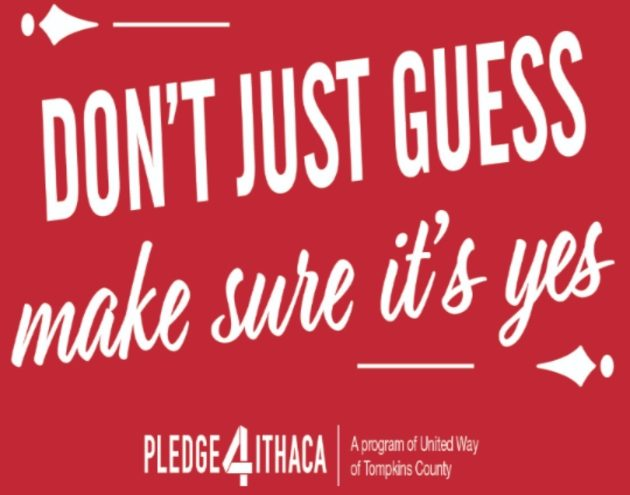 Pledge 4 Ithaca Sticker Dont Just Guess 03 (1)